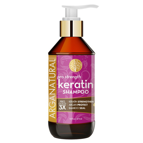 Arganatural Gold Pro Strength Keratin Shampoo