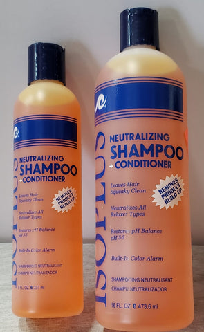 Isoplus Neutralizing Shampoo Conditioner