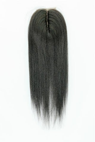 Lux Pro Silk Base Closure Straight 12""