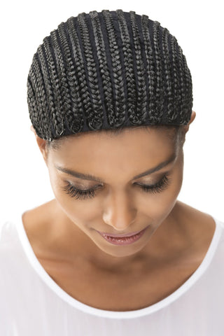 CORNROW PRO WITH COMB-Straight Back