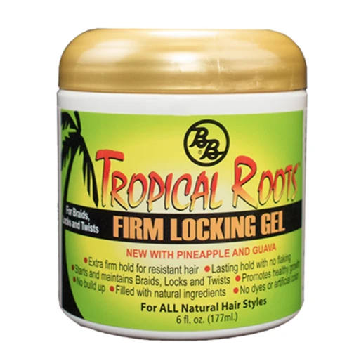 BB Tropical Roots Firm Locking Gel