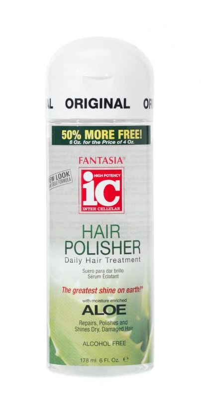 Fantasia IC HAIR POLISHER Aloe Enriched Daily Hair Treatment