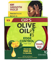 Olive Oil Smooth & Easy Edges Hair Gel