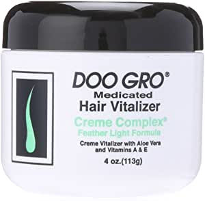 Doo Gro Medicated Hair Vitalizer Creme Complex