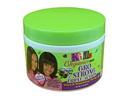 KID'S ORIGINALS BY AFRICA'S BEST Gro Strong Triple Action Growth Stimulating Therapy