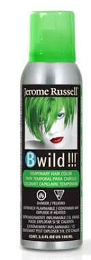 Jerome Russel BWild Temporary Color Spray