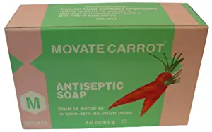 Movate Carrot Soap 3oz