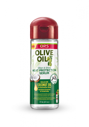 Olive Oil Heat Protection Serum