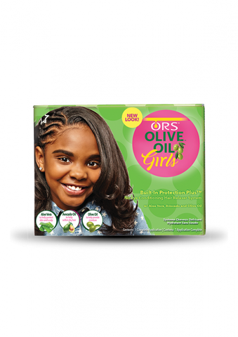 Olive Oil Girls No Lye Conditioning Hair Relaxer