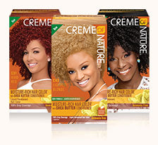 Creme Of Nature Shea Butter MOISTURE-RICH HAIR COLOR
