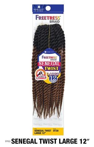Senegalese Twist Large 12""