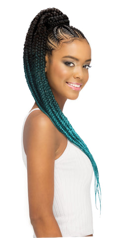 Smart Color Braid