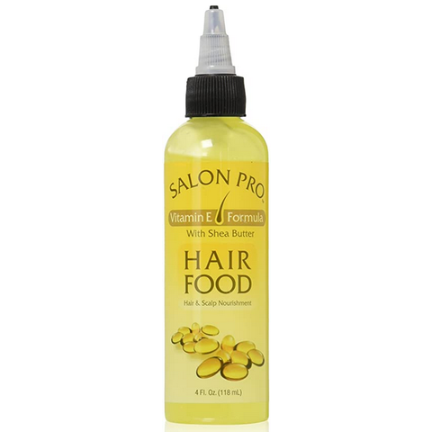 SALON PRO VITAMIN E FORMULA WITH SHEA BUTTER HAIR FOOD