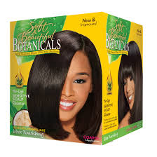 Botanicals No Lye Sensitive Scalp Coarse Relaxer