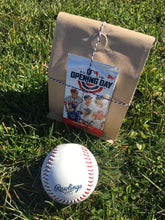 Baseball Opening Day gift set