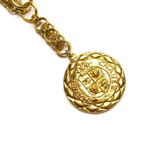Heavy Vintage Chanel Coin Chain RSTKD Vintage