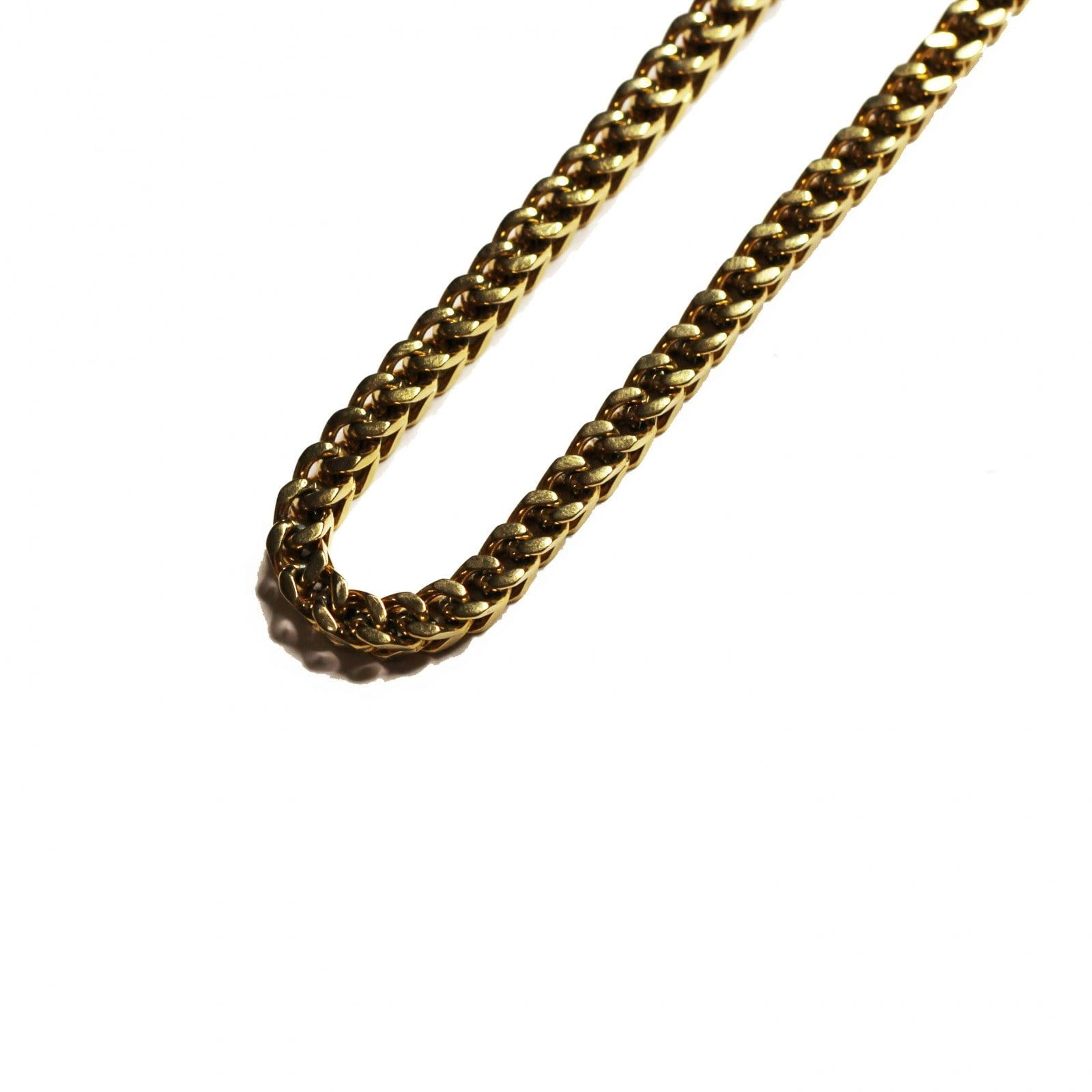 Square Gold Chain RSTKD Vintage