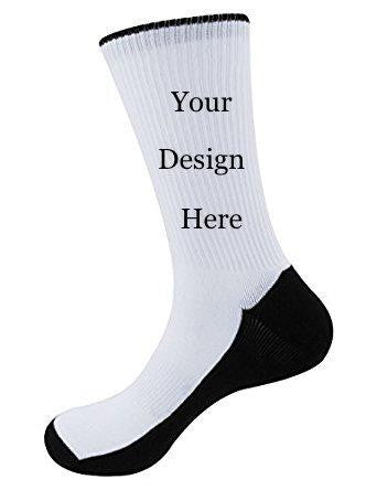How to Design Your Customized Socks & Personalized Socks