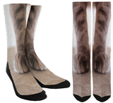 Cat Paw Crew Socks - SockAndShop