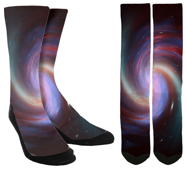 New Galaxy Crew Socks - SockAndShop