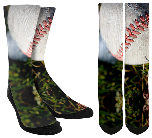 New Baseball Crew Socks - SockAndShop