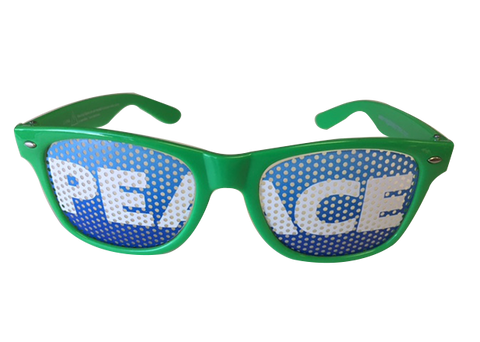 Peace Sunglasses - SockAndShop