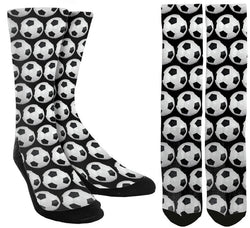 Soccer Ball Socks - SockAndShop
