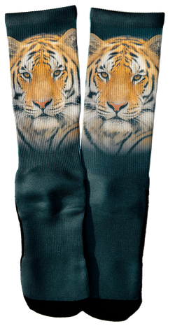 Tiger Crew Socks - SockAndShop