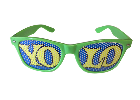 Yolo, Sunglasses
