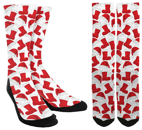Holiday - Holiday Wear Crew Socks - SockAndShop