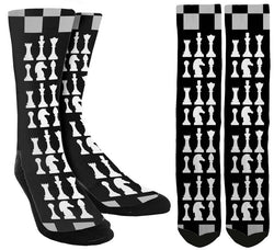Chess Crew Socks