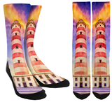 Tower Crew Socks - SockAndShop