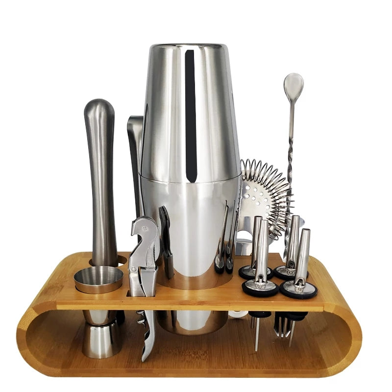 10 pc Mini cocktail bar set