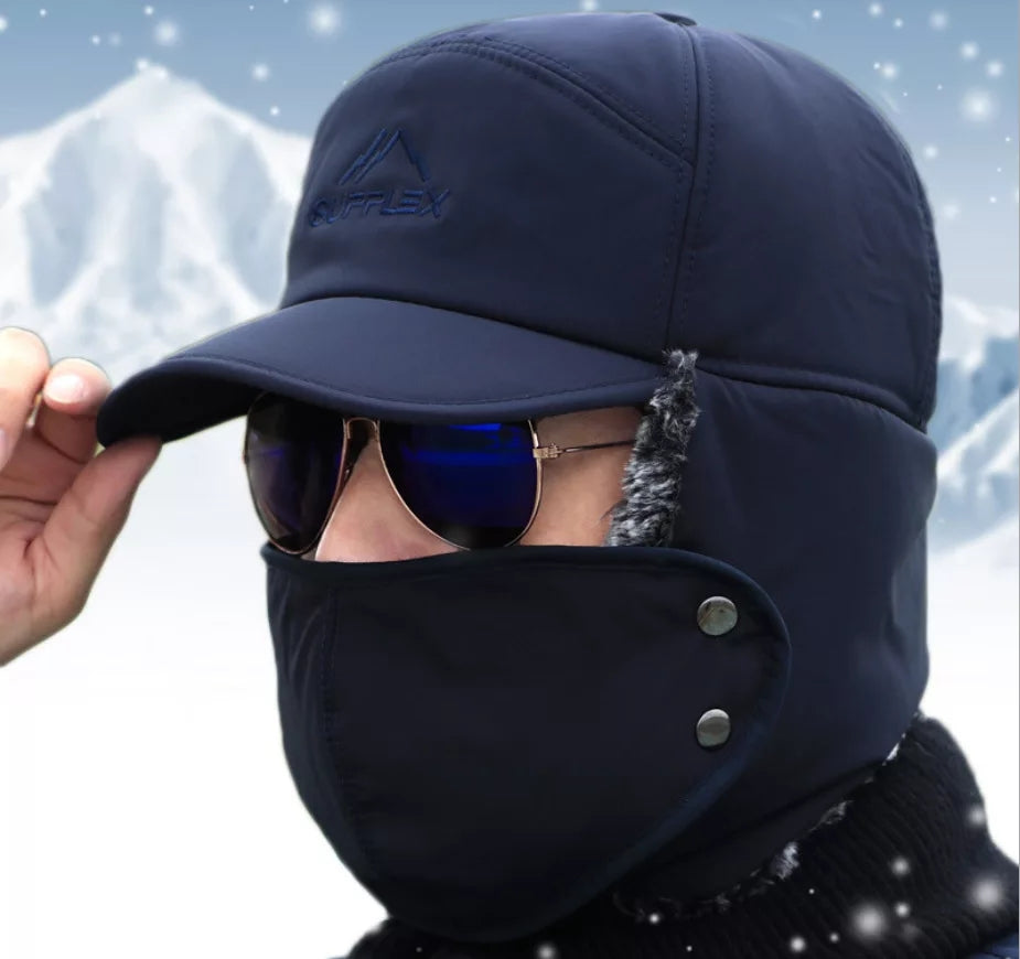 Go Incognito Winter Cap - $34.99