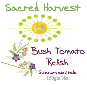 Bush Tomato Relish - Food Service Range