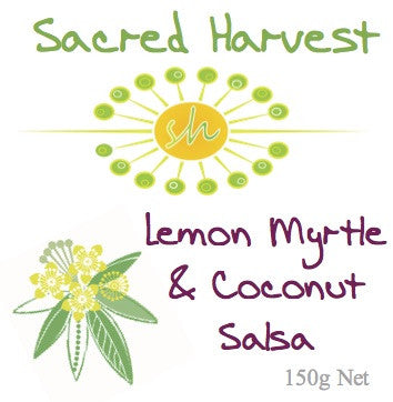 Lemon Myrtle & Coconut Sauce - Food Service Range