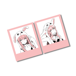 POLAROID ILLUSTRATING DECAL SET
