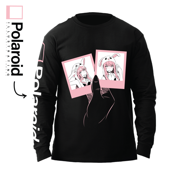 POLAROID ILLUSTRATING LONG SLEEVE