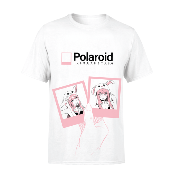POLAROID ILLUSTRATING SHIRT