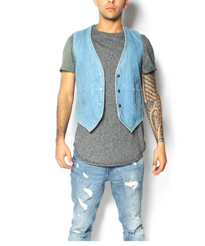 Levi's Light Denim Vest