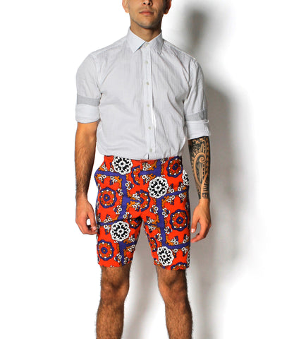 The Grubb By Robert Bruce Men's Printed Shorts