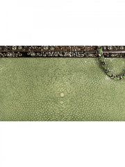 Chanel Limited Edition Stingray Clutch