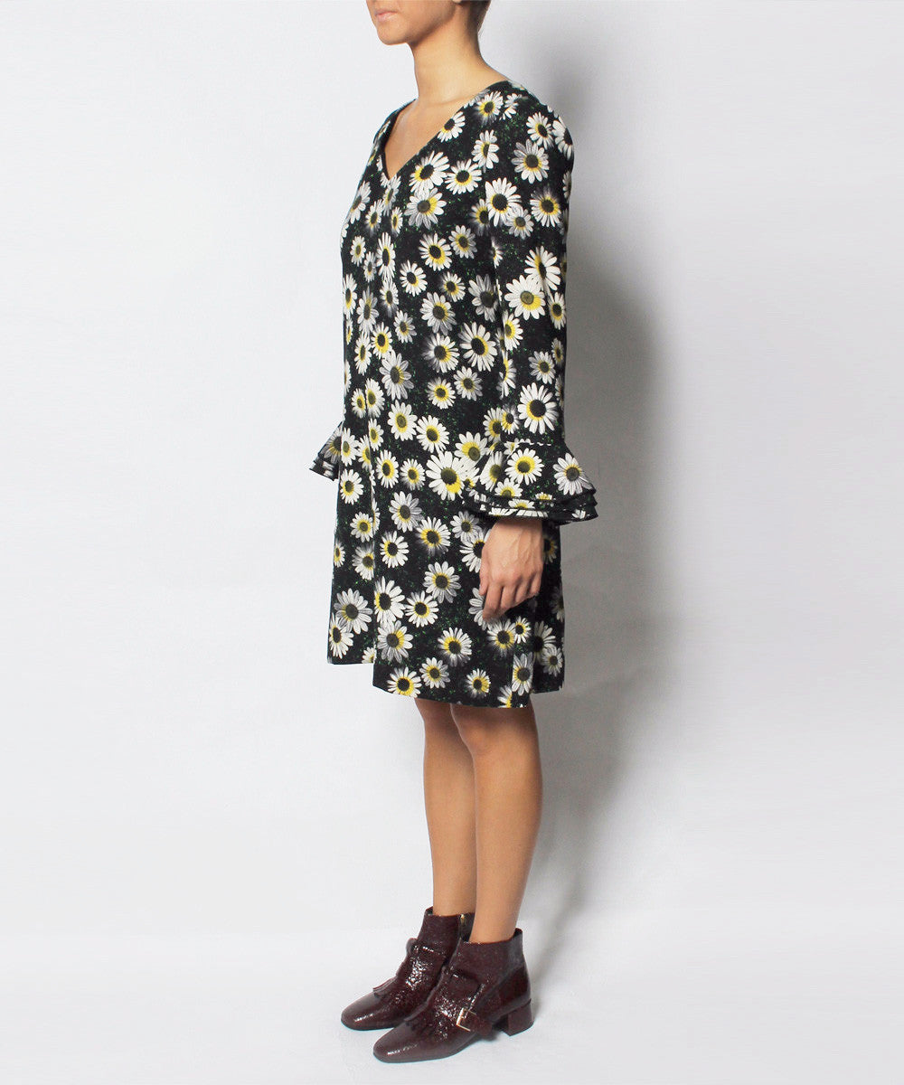 Moschino Cheap & Chic Daisy Print Dress - C.Madeleine's
