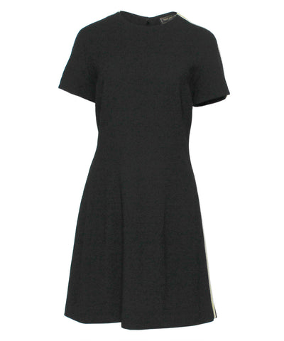 Istante by Versace Black Shift Dress - C.Madeleine's