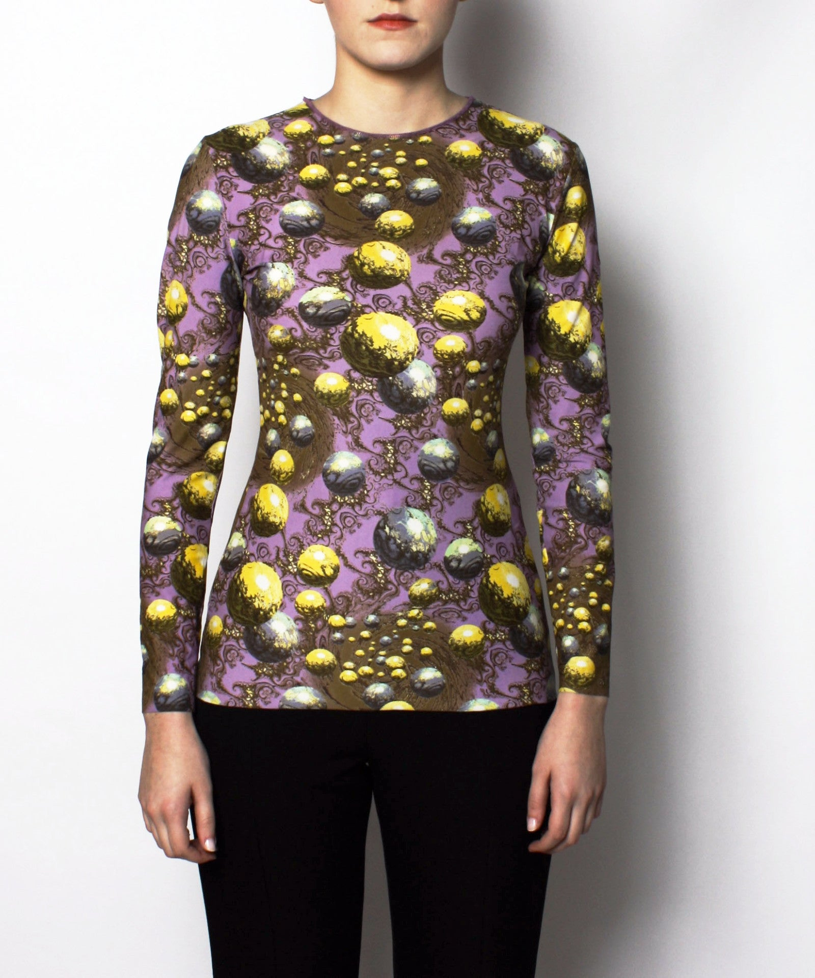 Jean Paul Gaultier Planets Top