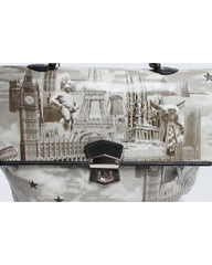Jean Paul Gaultier Angel Paris Fold Over Bag - C.Madeleine's