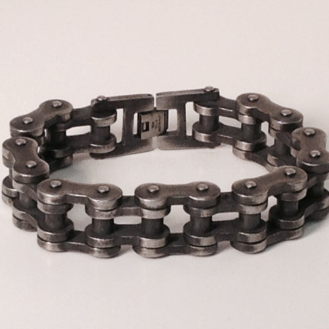 Stainless Steel Bike Chain Antique 3/4