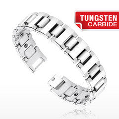Tungsten De Niro Bracelet - Unleashed Jewelry
