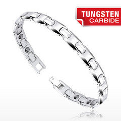 Tungsten Bracelet Cobain - Unleashed Jewelry