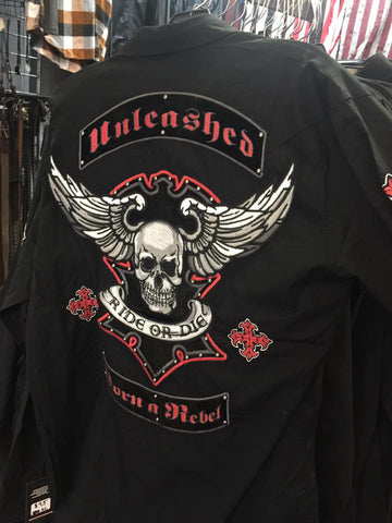 Unleashed jewelry rockwear for Ride or die jewelry